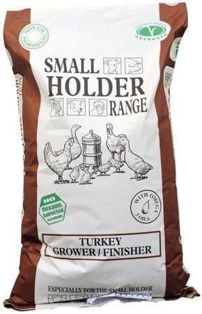 A & p turkey grower/ finisher